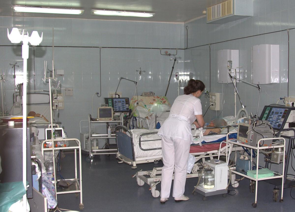 15 больница у кого есть знакомые